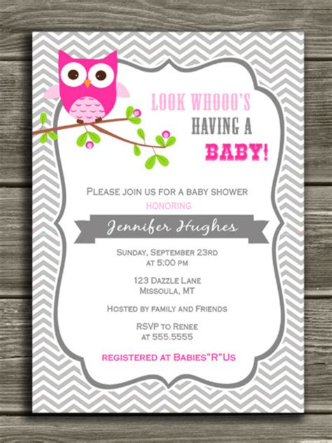 printable diy baby shower invitations  dazzle expressions
