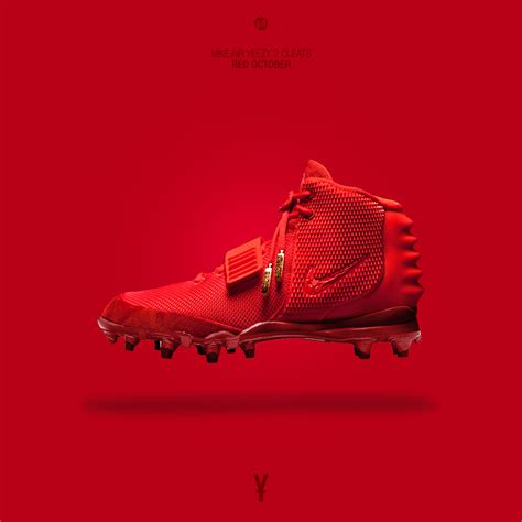 graphic designer turns nike sneakers  nfl cleats