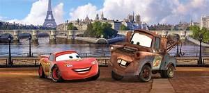 Fototapete Tapete Disney Cars 2 Lightning McQueen & Hook