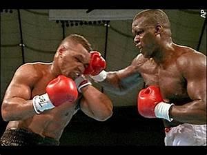 Mike Tyson vs James Douglas - YouTube