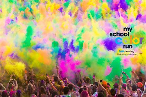paint the world let your colors run 5k fun run walk