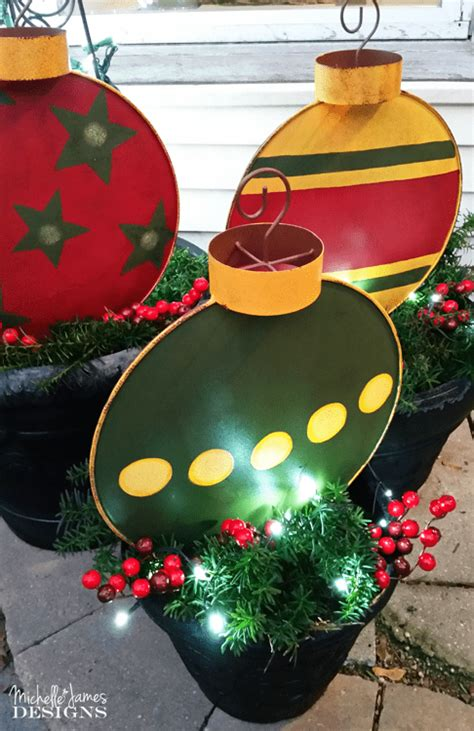 Outdoor Christmas Decorations With Oriental Trading