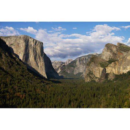 Tunnel View Yosemite National Park California United
