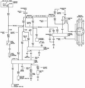 Need Starting System Wiring Diagram For 1975 Sl450  Have No Crank Condition  I Get No Click Or