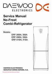 Daewoo Erf-396 User Guide Manual Pdf