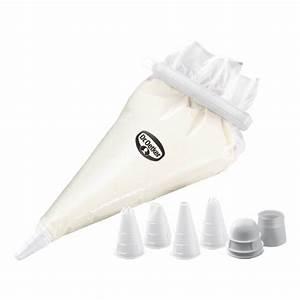 Spritzbeutel Mit Tüllen Set : dr oetker 10 einweg spritzbeutel set inkl 4 kunststoff t llen meincupcake shop ~ Markanthonyermac.com Haus und Dekorationen