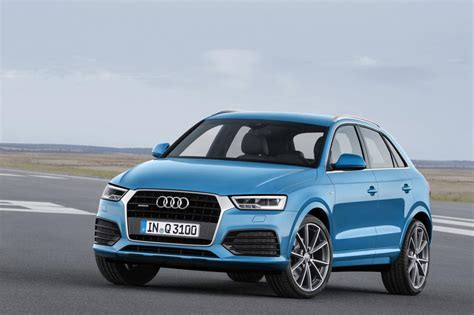 New Shape Audi Q3  Stable Vehicle Contracts