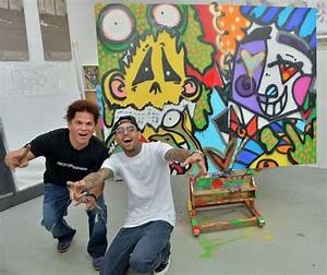 Chris Brown Auctions Original Artwork for Charity ...