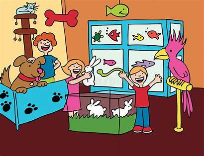 Pet Clipart Animated Visit Fish Stores Inside