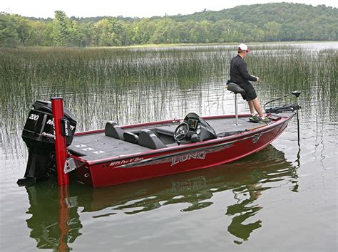 Bass Pro Lund Boats by The Bass Boat Re Imagined Lund Boats The Bass Boat Re
