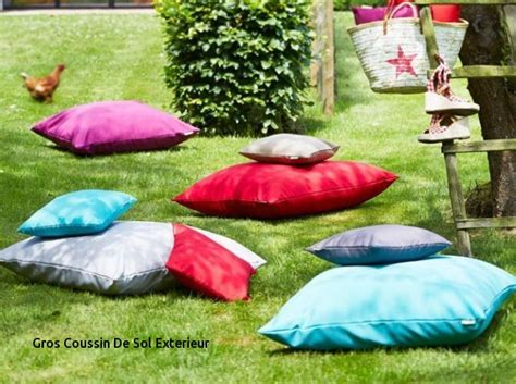 canap gros coussins gros coussin pouf loverossia com