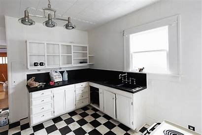 Kitchen Before Smiling Perspective Keep Accidental Remodel
