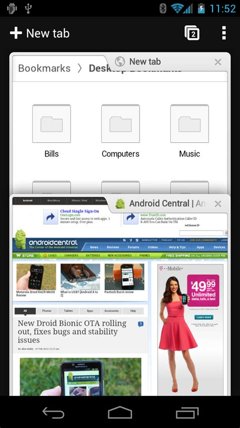 google chrome beta    android  devices