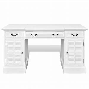white double pedestal desk with cabinets and drawers With white desk with drawers buying guides
