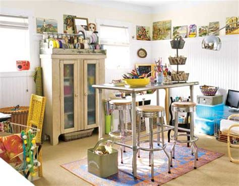 organizing your craft room on a budget vintage paint craft room ideas and designs craft room decorating ideas