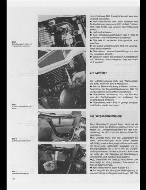 1990 yamaha xt600e motocycle service repair workshop manual a repair manual store