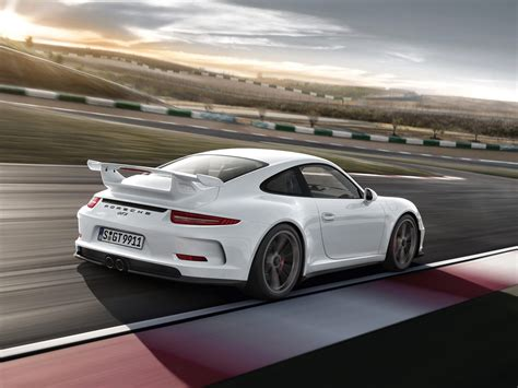 Porche Pics by Porsche Is Allegedly Considering A Retro Looking Gt3