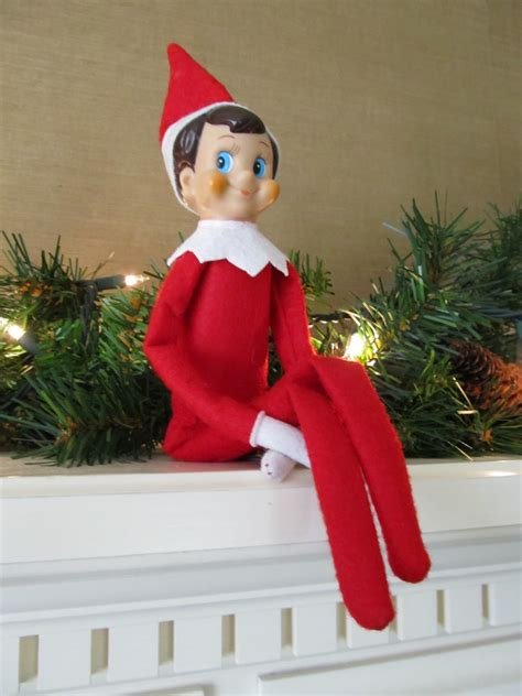 Little Known Happiness The Elf On The Shelf