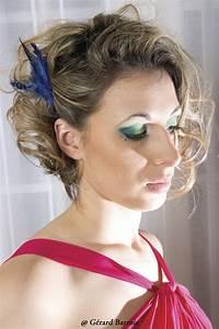 Coiffure Carre Plongeant : coiffure mariage carre ~ Nature-et-papiers.com Idées de Décoration