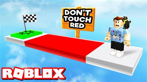 A Roblox Obby That Trolls You? Youtube