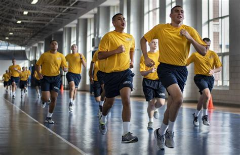 bring  navys physical fitness assessment   st