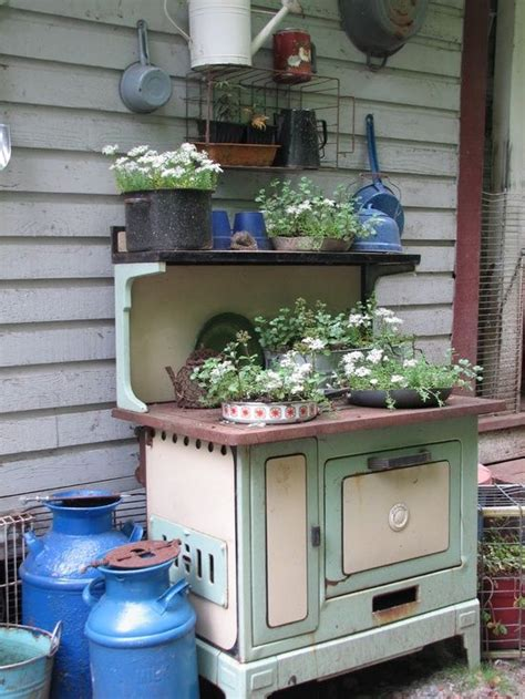 garden junk ideas garden ideas jewelry pinterest