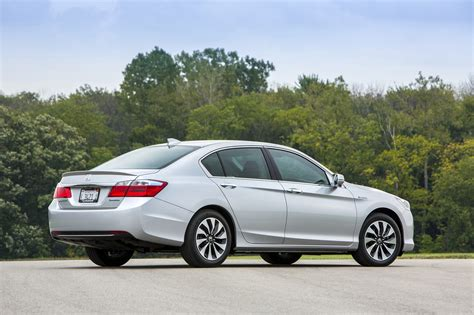 2019 Honda Accord Hybrid Changes