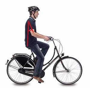 Fahrrad Lenker Hollandrad : das fahrrad ergonomisch einstellen ergotec ~ Jslefanu.com Haus und Dekorationen
