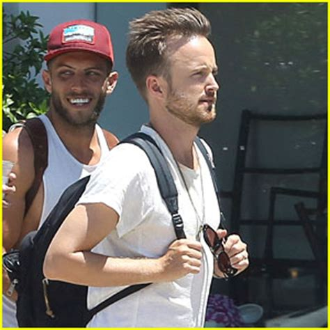 aaron paul just jared lauren parsekian photos news and videos just jared page 4