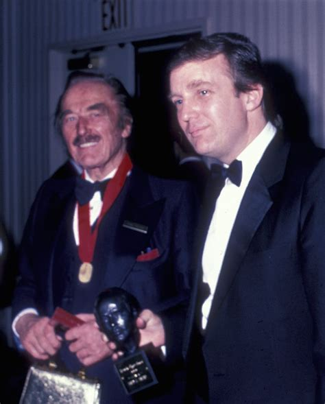 trump fred donald father know didn getty things