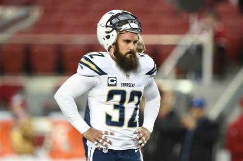 Eric Weddle To Attend Chargers Minicamp