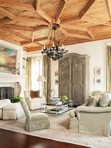 Style Your Ceiling Design With Wood - Dig This Design