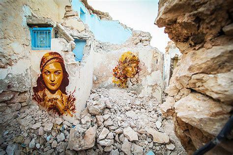 djerbahood il villaggio della street art