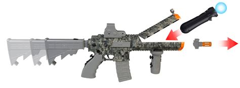 Amazon.com: U.S Army Elite Force Assault Rifle Controller