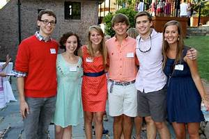 Accepted Student Parties - UVA Alumni, Parents & Friends
