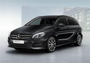 Mercedes Classe C Noir : mercedes classe b w246 restyl 2016 couleurs colors ~ Dallasstarsshop.com Idées de Décoration