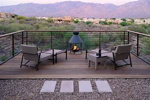 Deck over the Desert - Contemporary - Deck - phoenix - by