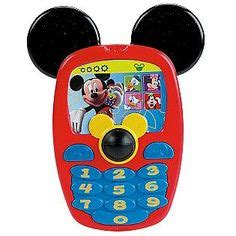 mickey mouse cell phone character phones on
