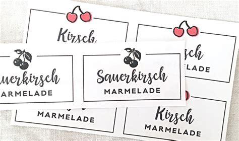 Ausgezeichnet Marmelade Etiketten Vorlage Fotos