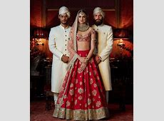 Sabyasachi Bridal Lehenga The Grand Trunk