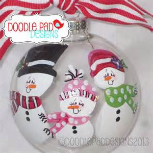 items similar to grandparents christmas ornament personalized snowman ornament on etsy