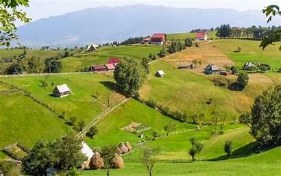 Village Villages Romanian Town Switzerland Rural Europe