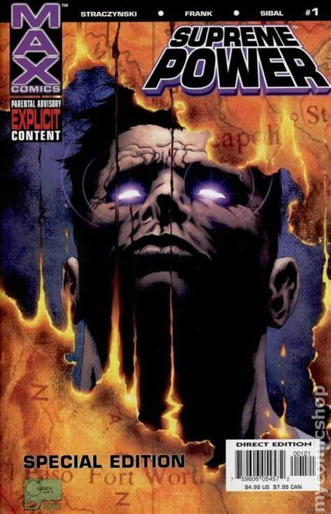 supreme power supreme power 2003 special edition comic books