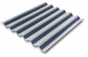Plaque Fibro Ciment Plate : plaque fibres ciment ondul e teinte naturelle tanguy ~ Dailycaller-alerts.com Idées de Décoration