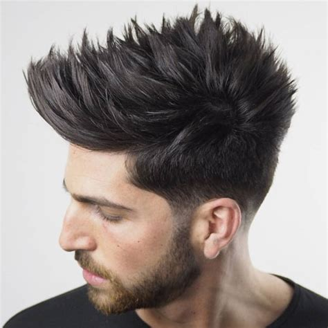 Cool Hairstyles With Gel by 23 Best Spiky Hair Ideas And Styles For 2019 Update