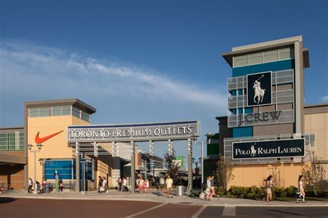 Toronto Premium Outlets - hours, outlet stores, coupons