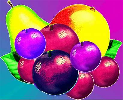 Colourful Fluo Colorful Neon Gifs Fruit Kawaii