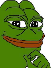 Pepe Red Frog