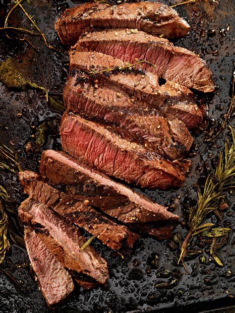 fajita style  york strip steaks recipe