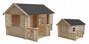 Grande Cabane Enfant : maisonnette cabane en bois pour enfants jeux de plein air mod le camille chez ~ Melissatoandfro.com Idées de Décoration